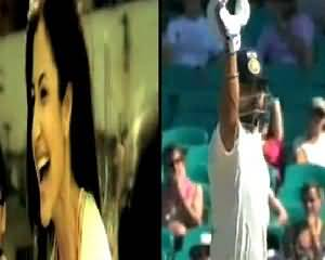 Anushka Has Started Taking Interest In Cricket Bcoz Of Me-Virat Kohli