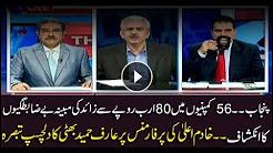 Bhatti criticises Punjab government over financial impropriety