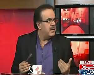Dr Shahid Masood Telling Intersting Thing About Shuja Khanzada Murder Case