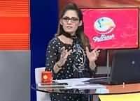 Ghareeda Farooqi Crushed Nawaz Shareef In A Live Show