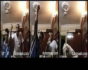 Hilarious Dubmash Of Maulana Tahir-ul-Qadri - Must Watch