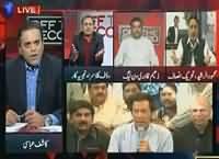 Hot Debate Between Rauf Klasra and Mian Mehmood-ur-Rasheed in a Live Show