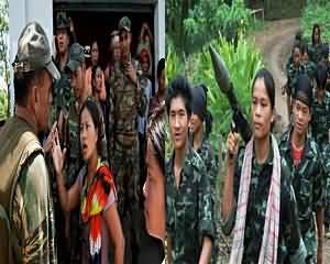 How India Is Stealing Rights Of Their Own State Manipur - Watch Now