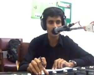 Hum Nay Pakistan ko kaya dia ?? Sawal Ap se yeh hai ?? Special Video Program on Radio Pakistan by RJ M Jabir