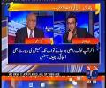 Imran Khan Ne Apnay Aap Ko Dono Situations Mein Open Ended Rakha Hai- Najam Sethi On Panama Case Hearing