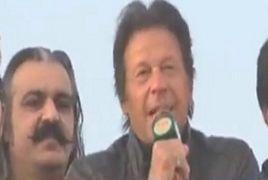 Imran Khan Speech in Mehsud Qabail Dharna – 4th February 2018