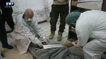 In Syria, alleged chemical attack, 'at least 58 killed'