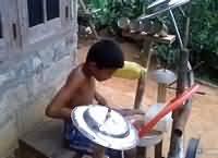 Is Chotay Bachay Ka Talent Dekh K Aap Heraan Reh Jayengey