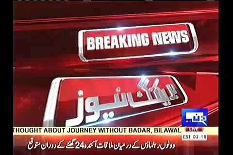 Ishrat ul Ibad likely to meet Pervaiz Musharraf and Asif Zardari today @ Dubai