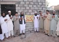 Islamabad Residents Establish Jamia Masjid on the Name of Gen Raheel Sharif