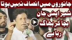 Janwar Na Akhir Ma Bhagna Hota Hai - Imran Khan Bashing Nawaz Sharif Badly