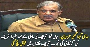 Kiya Shahbaz Sharif Giraftar Hone Wale Hain?