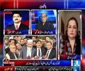 Kuch anchors apne ap ko King-maker samjhte hain (Hamid Mir) - Kuch Generals bhi yeh samjhte hain (Naseem Zehra)