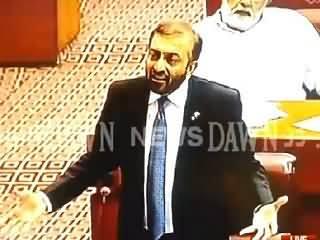 MQM Leader Farooq Sattar Speech in National Assembly - 12th August 2015