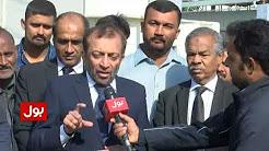 MQM-P's Farooq Sattar greetings to BOL news on 1st anniversary