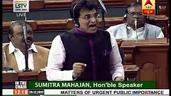 Mumbai fire: BJP MLA Kirit Somaiya argues in Lok Sabha over Kamala Mill fire