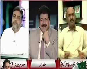 Mushkil Waqt Main Party Ko Chorne Ka Taunt Marne Per Samsam Bukhari Ne Afzal Chan Ko Lajawab Kar Dia