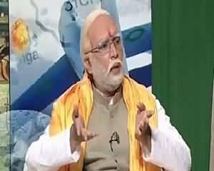 Naeem Bukhari Bashes Narendar Modi In Khabarnak