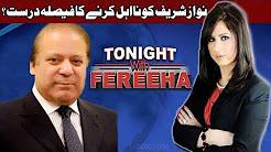 Nawaz sharif Ko Na Ahil Karnay Ka Faisla Drust - Tonight With Fereeha