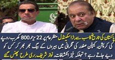 Pakistan Biggest Scandal Reveals