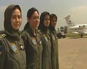 Pakistan Female Fighter Pilots Break Down Barriers – CNN Report
