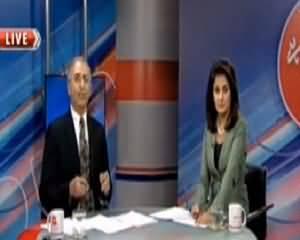 Pakistan Mein 3 , 4 Billion Dollar Saalaana Ki Money Laundering Ho Rahi Hai - Dr. Farakh Saleem
