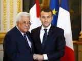 Palestine will recognize the state in proper time, French President