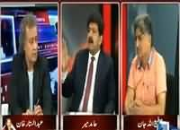 Politicians Don't Wear Their Watches In Front of One TV Anchor – Hamid Mir Reveals why