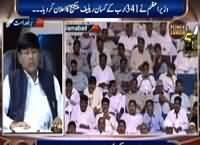 Rehmat Ali Razi Analysis on Kisan Relief Package