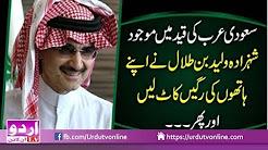 Saudi Arabia Waleed Bin Talal ne Raggein Kaat Li