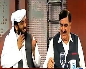 Senator Hafiz Hamdullah Insult Imran Khan In a Live Show
