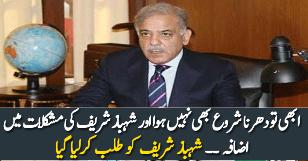 Shahbaz Sharif Ke Liye Sab Se Buri Khabar