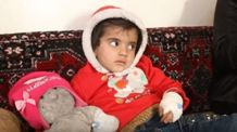 Syria: Looking forward to the President's permission to treat cubic infants in cancer