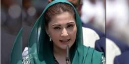 Talking to a fixed economy is a fun economy - Maryam Nawaz