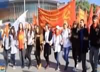 Turkey terror attack Moments of Blast Excluisive Video 10th Oct 2015