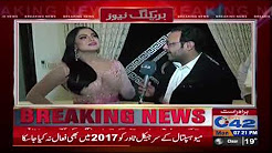 Veena Malik And Asad Bashir Khan exclusive talk with City 42