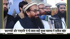 Z+ security for Hafiz Saeed by Pakistan