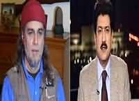 Zaid Hamid Crushed Hamid Mir By Proving He Works For RAW